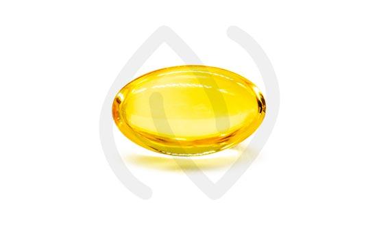 Capsule d'omega 3