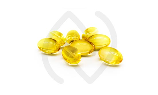Capsules d'omega-6