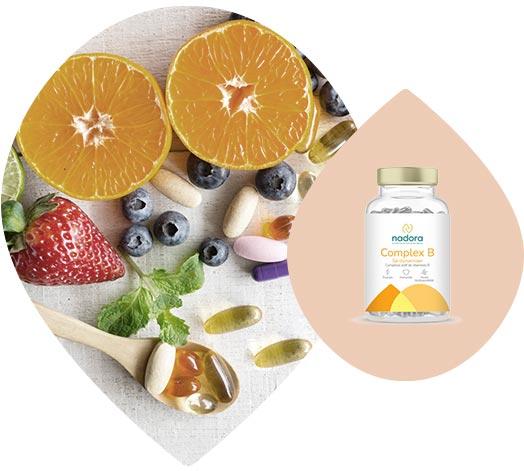 Ensemble de vitamines